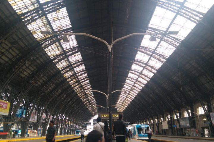 Estação Retiro, onde foi gravado o vencedor do Oscar O Segredo dos Seus Olhos
