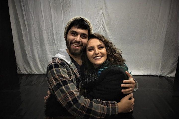Marear, Ricardo Borges e Paola Matos