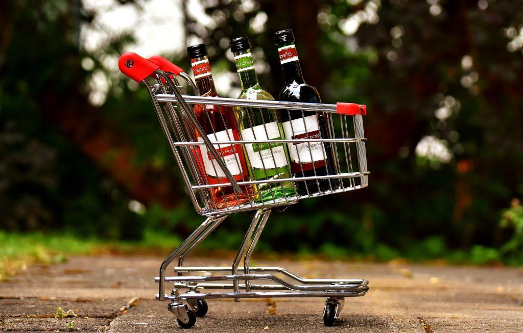 como escolher vinhos