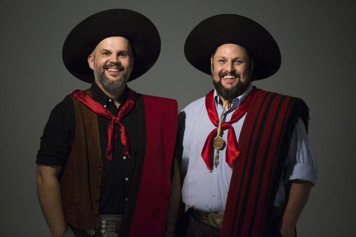 César Oliveira e Rogério Melo
