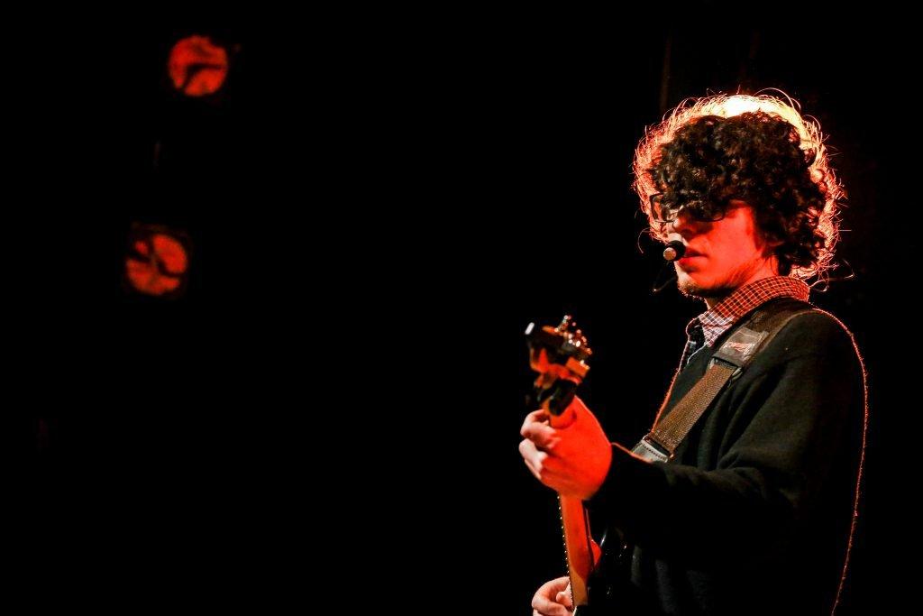 Treze: o palco da cultura. Vinicius Oliveira é um dos selecionados